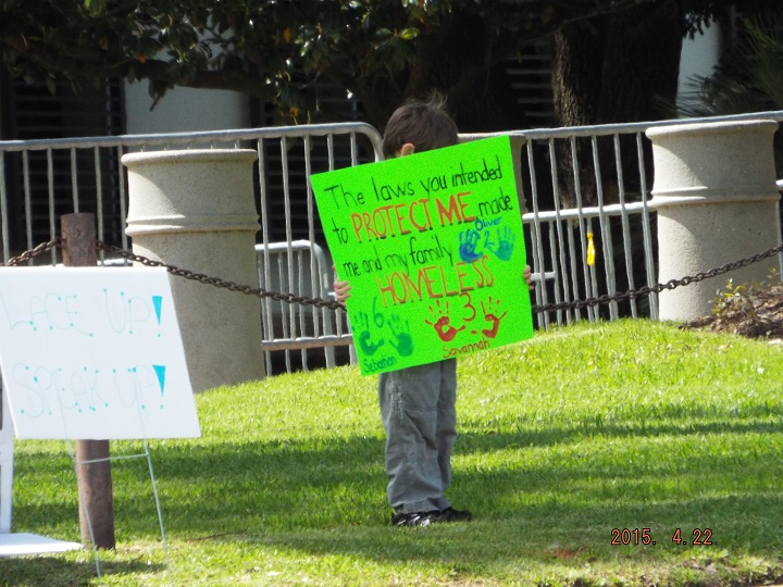 From Laurn Book's Rally in Tally 4/22/2015